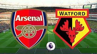Premier League 2018/19 - Arsenal Vs Watford - 29/09/18 - FIFA 18