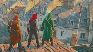 CRAZY CO-OP KILLING! (Assassin's Creed Unity Funny Moments)