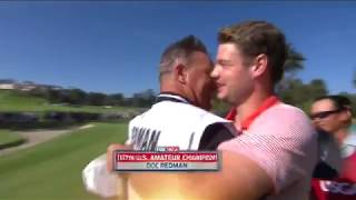 2017 U.S. Amateur Championship: Championship Match Highlights