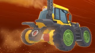Тоботы 4 сезон - Новые серии - 12 Серия | Мультики про роботов трансформеров