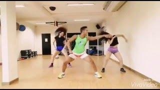 Santinha -  core fit Dance 🔝. Prof Jhonnys Marks ,Kise Regina e Lara Laranjeira