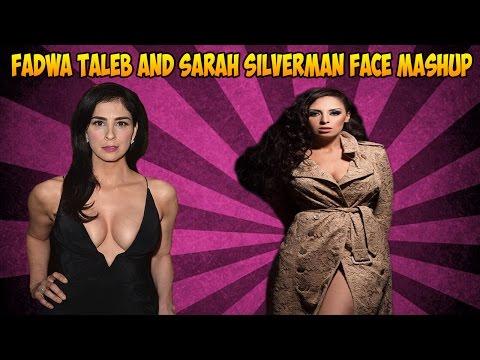 Xxx Mp4 Fadwa Taleb And Sarah Silverman Face Mashup 3gp Sex