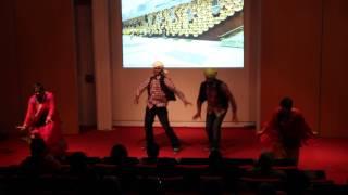 ISAL Parichay 2014: Flight to India part 2: Punjabi dance