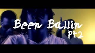 """Been Ballin Pt2"" (Instrumental) Chief Keef Ballout Glo Gang Type Beat (Prod.by LilRedBeats)"