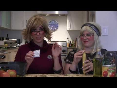Two Saucy Ladies - Sex Talk! For Seniors!