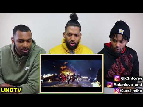 BTS (방탄소년단) MIC DROP (STEVE AOKI REMIX) [REACTION]