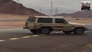 تفحيط جيب ربع حرق أم الاسفلت !!!!