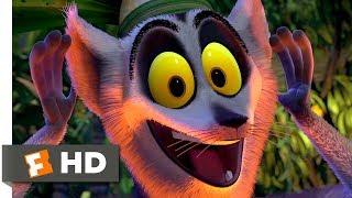 Madagascar (2005) - I Like to Move It Move It Scene (5/10) | Movieclips