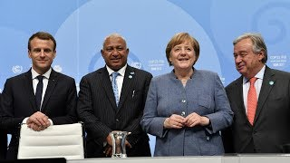 High-level negotiations on climate change wrap up in Bonn