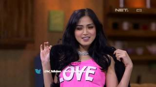 The Best Of Ini Talk Show - Sepotong Pantun Romantis Jessica Untuk Andre
