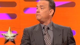 Tom Hanks Does An Amazing British Accent | The Graham Norton Show CLASSIC CLIP