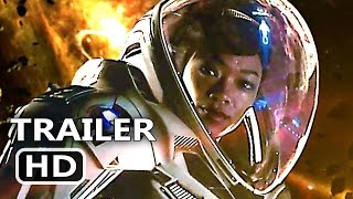 STAR TREK DISCOVERY Official Trailer (2017) Netflix Tv Series HD