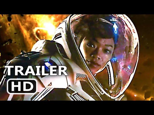 STAR TREK DISCOVERY Official Trailer (2017) Netflix Tv Series HD