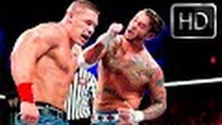 WWE Money In The Bank 2011 - CM Punk vs John Cena 720p HD