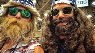 Disguised Ourselves and Snuck into the NRA...