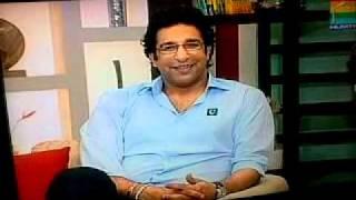 a live call to wasim bhai on jago pakistan jago humtv