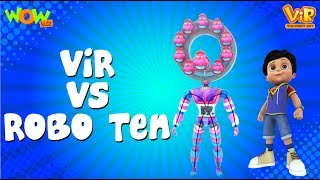 Vir vs Robo Ten - Vir Mini Series - Vir The Robot Boy - Live in India