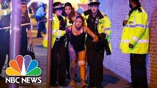 At Least 20 Killed After Reports Of Explosion At Manchester Arena | NBC News