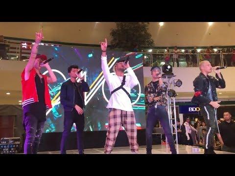 Xxx Mp4 CNCO En Filipinas Cantan Se Vuelve Loca 3gp Sex