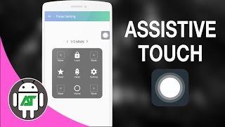 Assistive Touch de IOS en Cualquier Android (NO ROOT)
