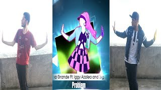 Just Dance 2015 - Problem by Ariana Grande ft. Iggy Azalea & Big Sean | 5 Stars