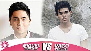 ★ Miguel Tanfelix VS Inigo Pascual l Musically Battle l