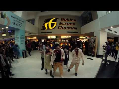 KL Zombi Promo   Zombie Attack and Flash Mob at GSC Cinemas