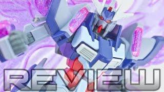 HGBF 1/144 Denial Gundam Review - GUNDAM BUILD FIGHTERS TRY