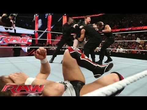 Xxx Mp4 Daniel Bryan John Cena And Sheamus Clash With The Shield Raw Jan 27 2014 3gp Sex