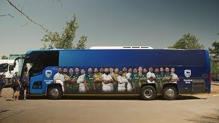 Bangladesh Tour Diaries Ep 12: A Picture Perfect Bus