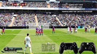 FIFA 16 Free Kick Tutorial | Xbox & Playstation | HD 1080p