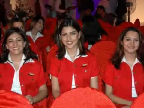 Indian Air Hostess