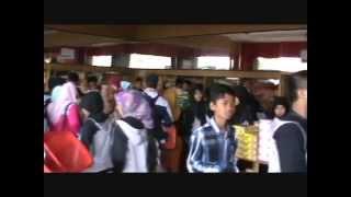 Malioboro, Hotel, dan Pusat Oleh-oleh SMP Muh Kediri 2014 - Yogyakarta