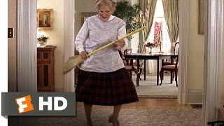 Mrs. Doubtfire (5/5) Movie CLIP - Looks Like a Lady (1993) HD