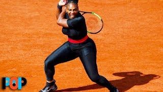 French Open BANS Serena Williams