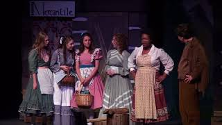 Seven Brides For Seven Brothers Cast 1