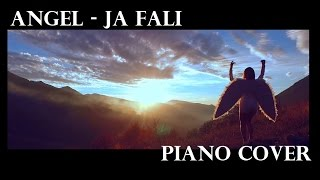 #jafali - ANGEL ( piano cover )