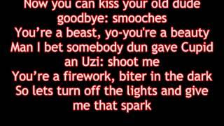 David Guetta feat. Chris Brown and Lil Wayne - I Can Only Imagine (Lyrics)