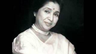 Main Teri Dil Tera Re Mitwa (Part2) Asha Bhosle Film Tasveer Music C.Ramchandra.