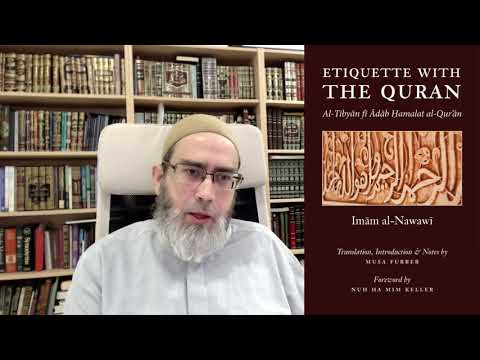 Etiquette with the Quran :: pp96 99