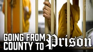 Going from County Jail to Prison - Prison Talk 12.11