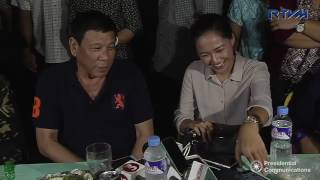 President Duterte Shows The Matrix De Lima Scandal And Involvement In Illegal Drugs