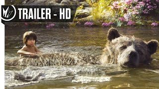 The Jungle Book Official Super Bowl Trailer (2016) -- Regal Cinemas [HD]