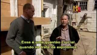 A Construção da Bomba Atômica - Full HD - Cidades da Bomba - Armas Nucleares - Historia da Bomba