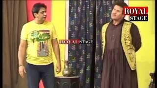 { Hot Nida Chaudhry with Saleem Albela } Sxi Mod  , Pakistani Punjabi Stage Drama Full Comedy HD