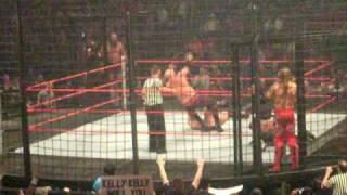 Chris Jericho Code Breaker to Kane!