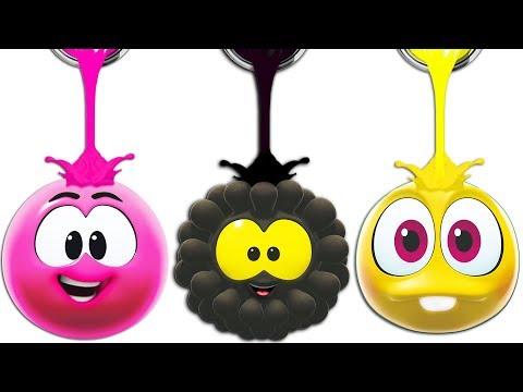 Xxx Mp4 SQUISHY BALLS LIVE Colors With WonderBalls Cartoon Candy 3gp Sex