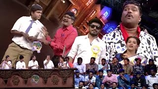 Kalaka Povathu Yaru – Season 6 – 29/01/2017 –Comedy Show – Vijaay TV Comedy Show–Balaji, Sethu Fight