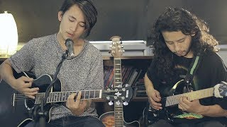 The edge band - Nachaheko Hoina Timilai | Karma Cover Session | Arin & Manoj cover