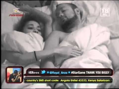 He Is F cking With You Big Brother Africa StarGame Africa s Top Reality TV Show